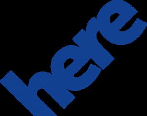 Here logo 2012